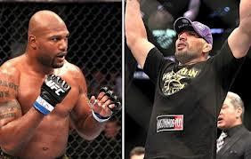 UFC - Rampage x Glover Teixeira.