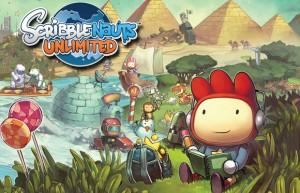 Scribblenauts Unlimited.