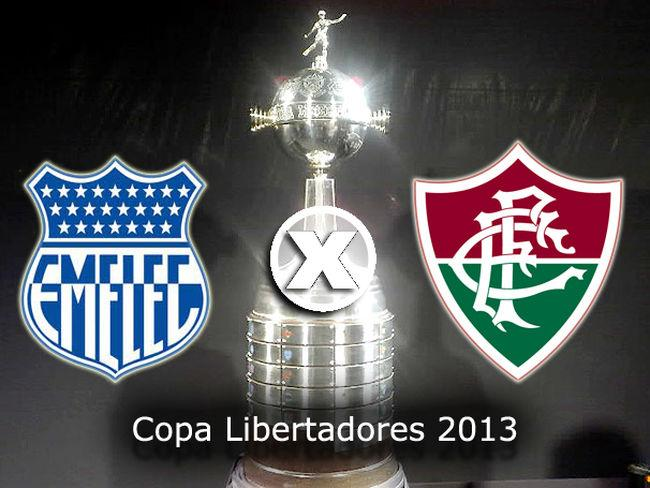 Fluminense x Emelec