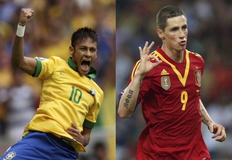 Brasil x Espanha