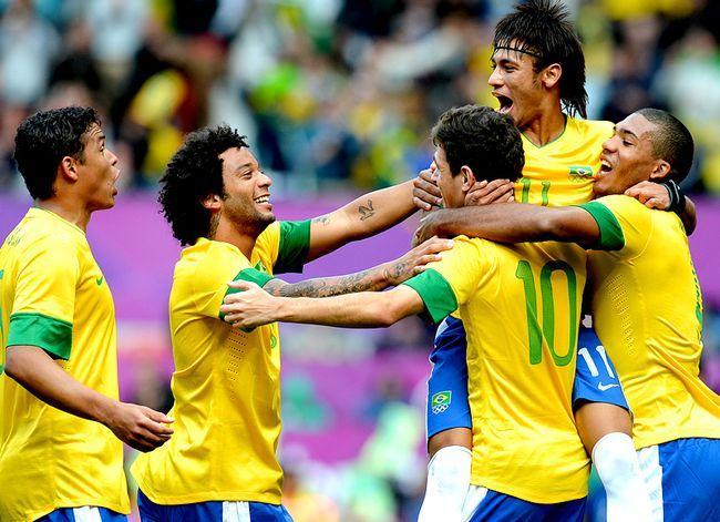 Jogo Brasil e Uruguai