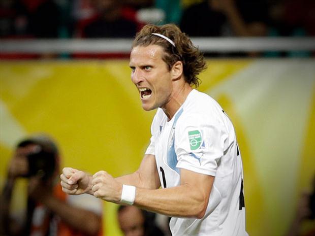 Jogo Uruguai x Taiti