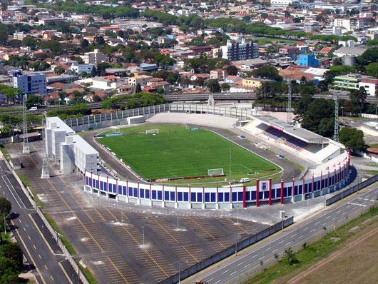 Foto: Vila Capanema (estádio do Paraná Clube)