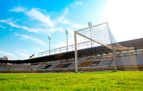 Foto: estádio da Ponte Preta (local do jogo de hoje contra o Coritiba)