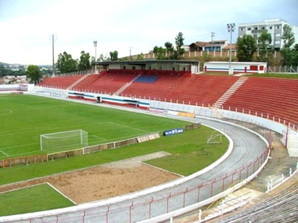 Estádio Ninho da Garça, em Guaratinguetá / SP