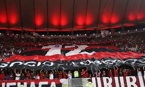 Copa do Brasil 2013 - Flamengo e Atlético Paranaense - Jogo Final