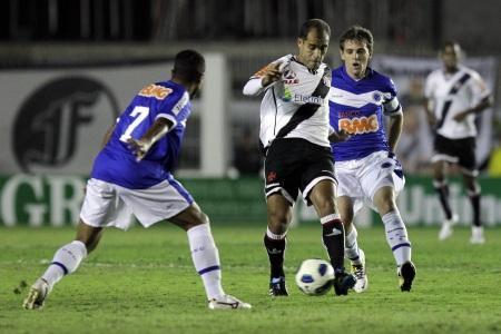 Jogo Vasco x Cruzeiro série A - Brasileirão 2013