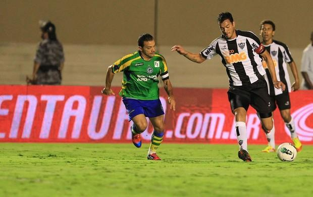 Jogo Atlético-MG x Goiás série A - Brasileirão 2013