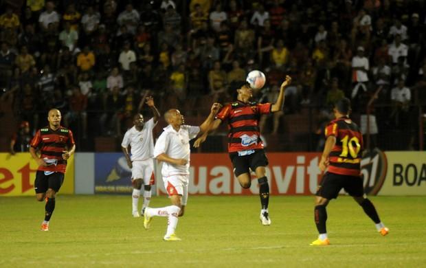 Jogo Boa Esporte x Sport Recife série B - Brasileirão 2013