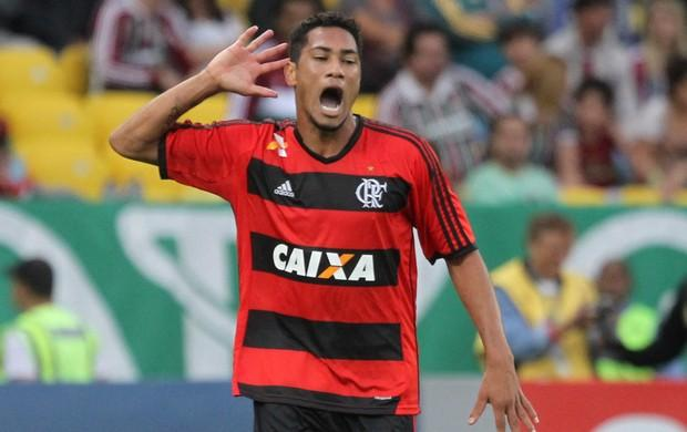 Hernane, craque do Flamengo.