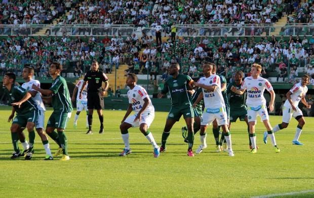 Jogo Icasa x Chapecoense série B - Brasileirão 2013