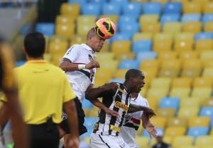 Jogo São Paulo x Botafogo série A Brasileirão 2013