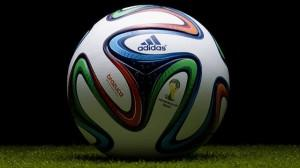Foto da bola da Copa do Mundo 2014 no Brasil - Bola Oficial