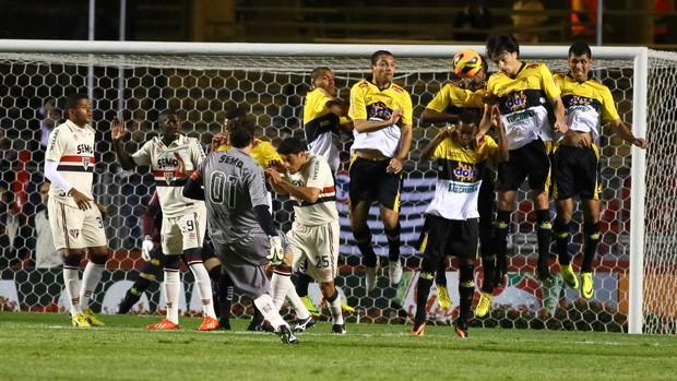 Jogo ao Vivo - Criciúma x São Paulo - Brasileirão 2013 - Série A