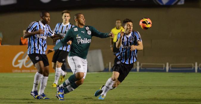 Jogo Grêmio x Goiás ao vivo Série A Brasileirão 2013 37ª rodada