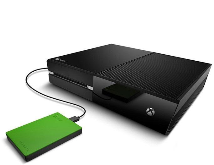 Xbox lançou um HD externo que possui a capacidade de 2 TB