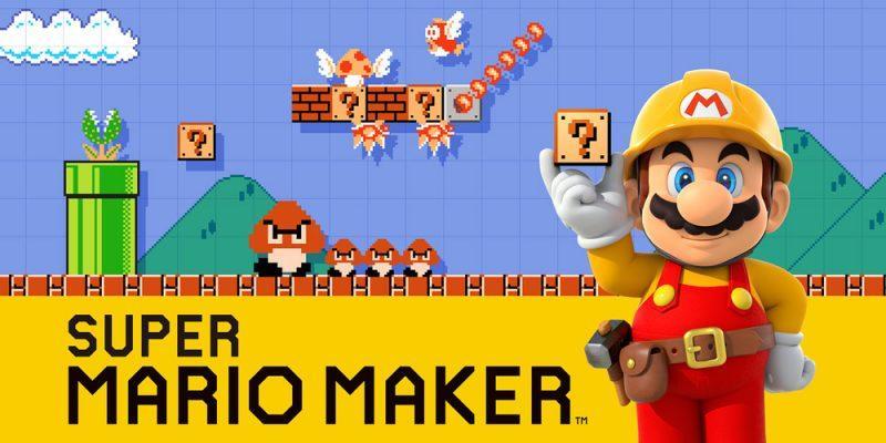 Super Mario Maker será lançado em breve