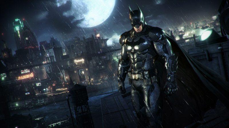 Batman Arkham Knight está novamente à venda