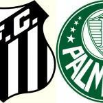 Santos x Palmeiras – Resultado e Placar do Jogo – Copa do Brasil 2015