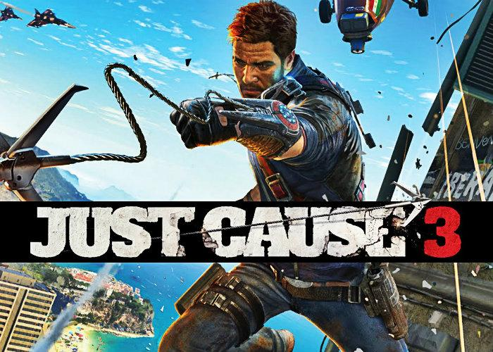 Just Cause 3 – Lançamento e Trailer do Jogo