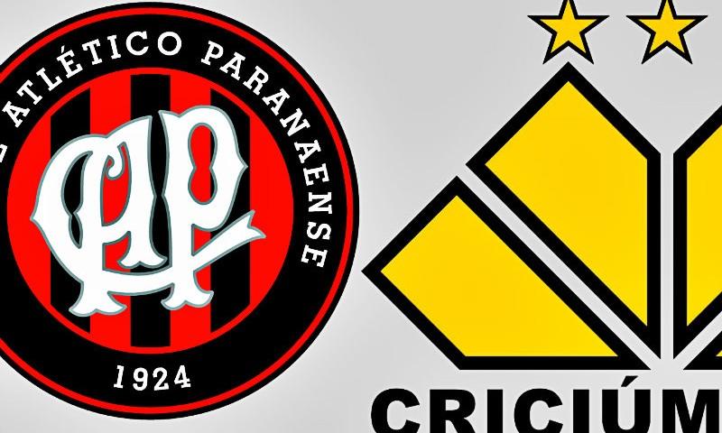 Atlético-PR x Criciúma – Jogo da Primeira Liga 2016 Ao Vivo