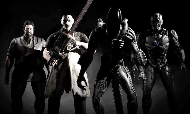 Mortal Kombat XL – Novos Personagens de Filme de Terror