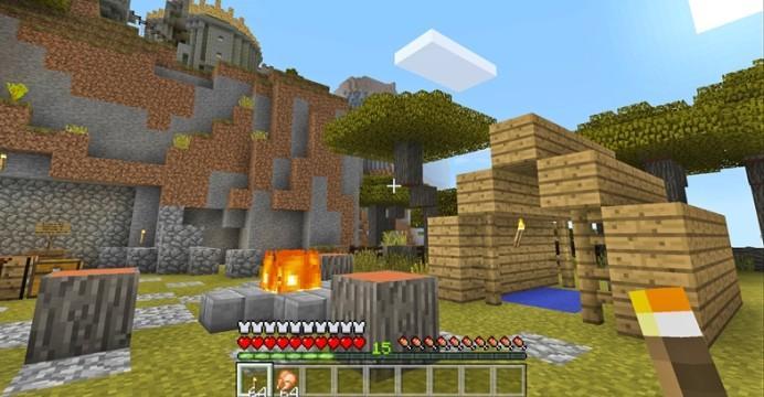 Novo Minecraft em Realidade Virtual é lançado para Gear GR
