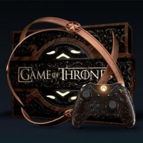 Microsoft lança Xbox One baseado em Game of Thrones