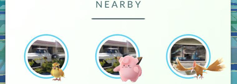 Atualização do Pokémon Go muda Sistema de Localização