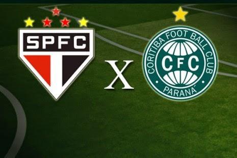 Jogo São Paulo x Coritiba – Resultado do Brasileirão 2016
