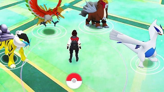 Pokémon Go – Novos Pokémons da Segunda Geração