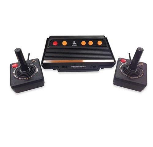 Atari foi relançado no Brasil com 101 jogos na memória