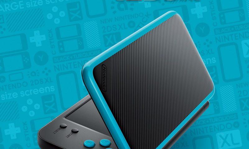 Nintendo 2DS XL – Novo Modelo Portátil com Tela Maior